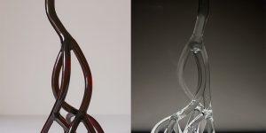 Авторские графины для вина от Этьена Менау