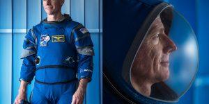 Новый космический скафандр NASA