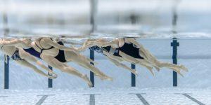 Синхронное плавание глазами Алекса Войера