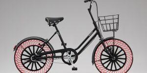 Велосипед, которому не страшны проколы
