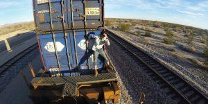 Ютуб-дайджест. Путешествие на товарных поездах