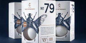 Каннские львы: упаковки для лампочек от белорусского дизайнера