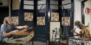 BINKBEATS— Little Nerves feat. Niels Broos