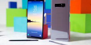 Samsung выпустил Note 8. Бомба? Обзор