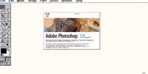 История Фотошопа в картинках