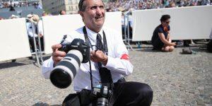 Как Белый дом выбирает фотографов