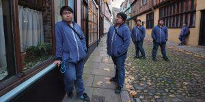 Как клонировать себя на фото