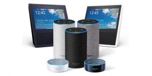 Голосовой помощник Amazon Alexa для офиса будущего