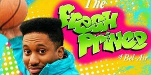 Пародия на Fresh Prince of Bel-Air от SNL