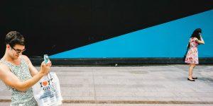 Стрит-фото Нью-Йорка от Джонатана Хигби