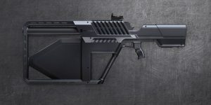 DroneGun — электромагнитная винтовка против дронов