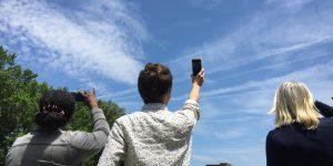 НАСА просит фотографировать облака