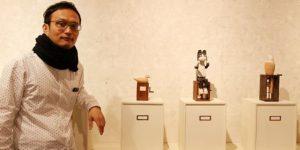 Причудливые деревянные автоматы Кадзуаки Харада